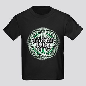 CP: Celtic Cross Kids Dark T-Shirt
