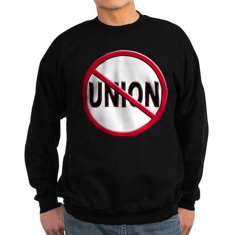 Anti-Union Sweatshirt (dark)