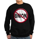 Anti-Union Sweatshirt (dark)