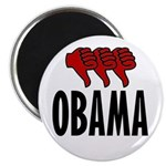 """3 Thumbs Down 2.25"""" Magnet (100 pack)"""