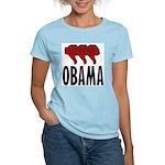 3 Thumbs Down Women's Light T-Shirt