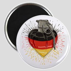 Germany | Explosive German Love Magnets