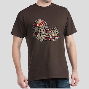 Stereo Mascot Dark T-Shirt