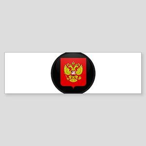 Coat of Arms of Russia Bumper Sticker