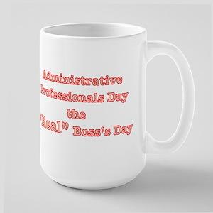Admin. Professionals Day Large Mug