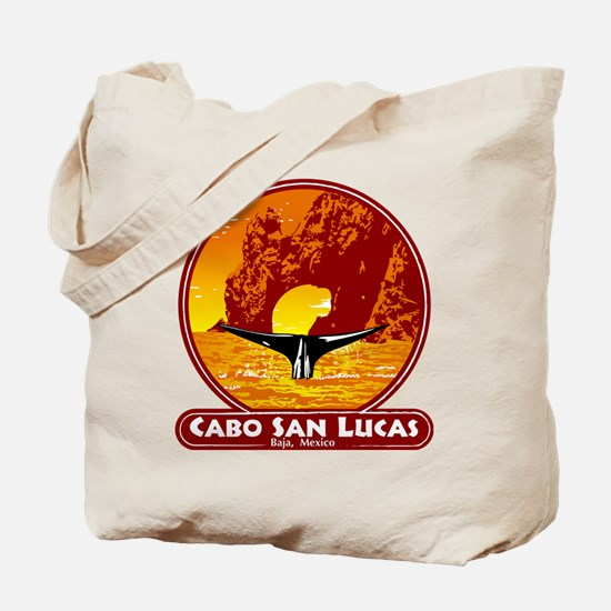 Cabo San Lucas Sunset Tote Bag