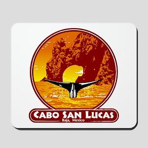 Cabo San Lucas Sunset Mousepad