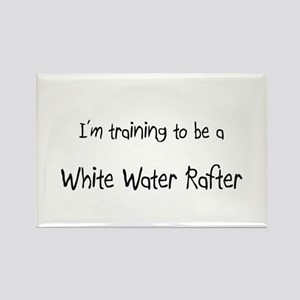 I'm training to be a White Water Rafter Rectangle