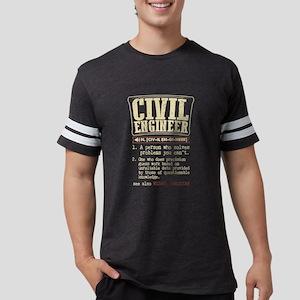 Civil Engineer Definition T Shirt T-Shirt