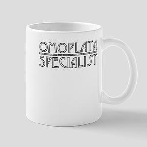 Omoplata Specialist - Black Mug