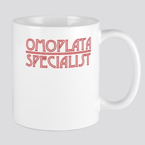Omoplata Specialist - Red Mug