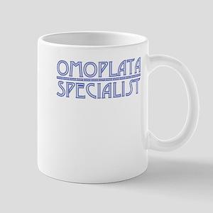 Omoplata Specialist - Blue Mug