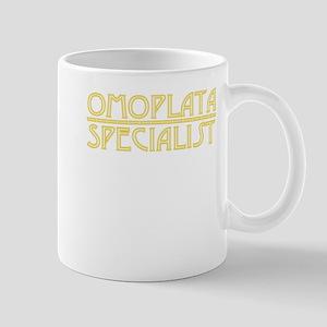 Omoplata Specialist - Gold Mug