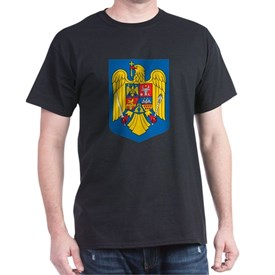 Romania Coat of Arms T-Shirt