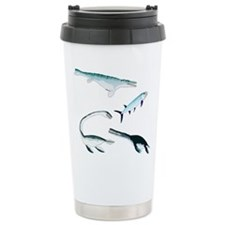 Battle of the Extinct Sea Monsters Mugs