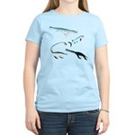 Battle of the Extinct Sea Monsters T-Shirt