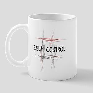 Martial Arts Self Control Mug