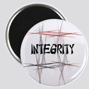 Martial Arts Integrity Magnet