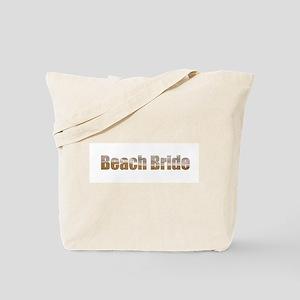Beach Bride (Ocean/Sand) Tote Bag