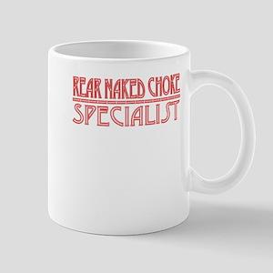 R.N.Choke Specialist - Red Mug
