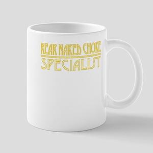 R.N.Choke Specialist - Gold Mug