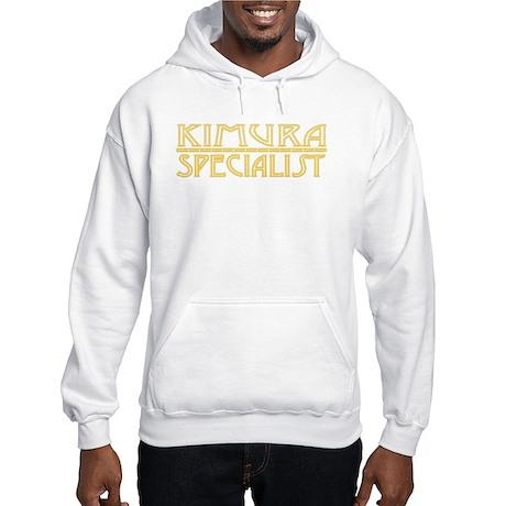 Kimura Specialist - Gold Hooded Sweatshirt
