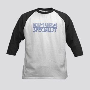 Kimura Specialist - Blue Kids Baseball Jersey