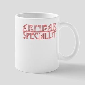 Armbar Specialist - Red Mug