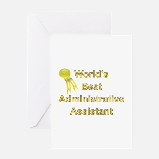 Admin. Professionals Day Greeting Card