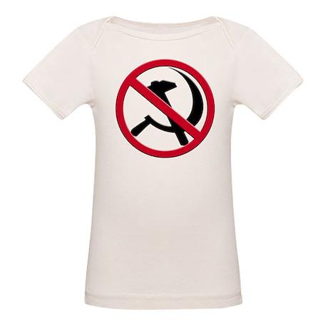 Anti-Communism Organic Baby T-Shirt