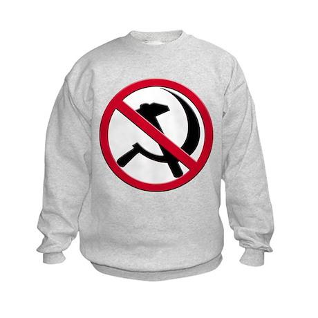 Anti-Communism Kids Sweatshirt