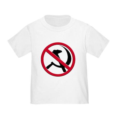 Anti-Communism Toddler T-Shirt