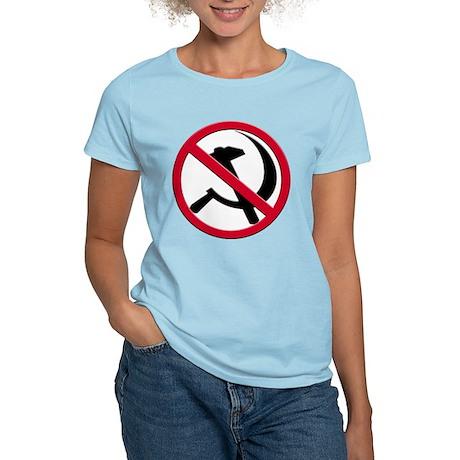 Anti-Communism Women's Light T-Shirt