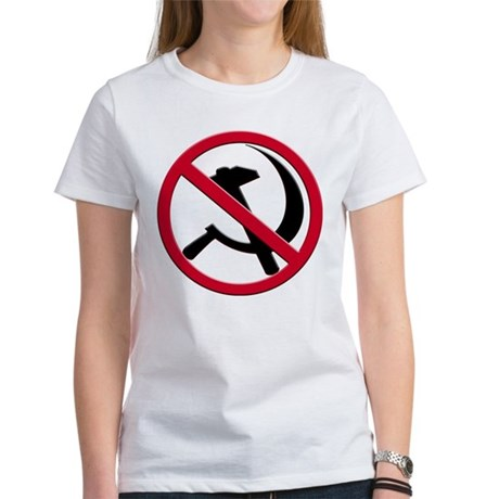 Anti-Communism Women's T-Shirt