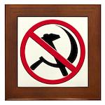 Anti-Communism Framed Tile