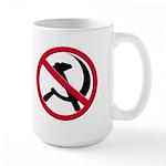 Anti-Communism Large Mug