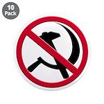 "Anti-Communism 3.5"" Button (10 pack)"