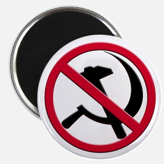 """Anti-Communism 2.25"""" Magnet (10 pack)"""