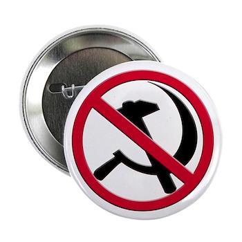 "Anti-Communism 2.25"" Button (100 pack)"