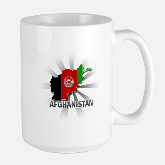 Small Afghanistan Large Mug