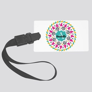 Personalized Monogrammed Gift Luggage Tag