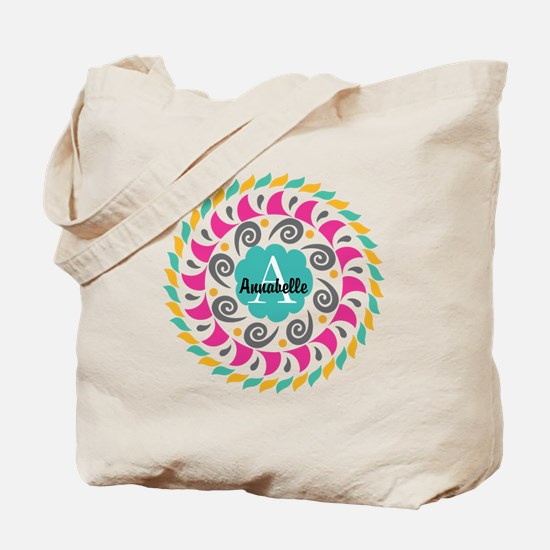 Personalized Monogrammed Gift Tote Bag