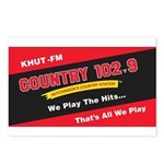 Country 102.9 Postcards (Package of 8)
