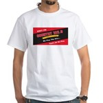 Country 102.9 White T-Shirt