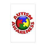 Autism Awareness Mini Poster Print