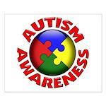 Autism Awareness Small Poster