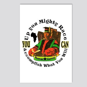 """Up You Mighty Race"" Postcards (Package"