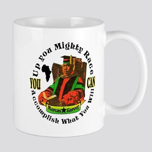 """Up You Mighty Race"" Mug"