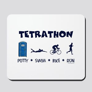 Men's Tetrathon Mousepad