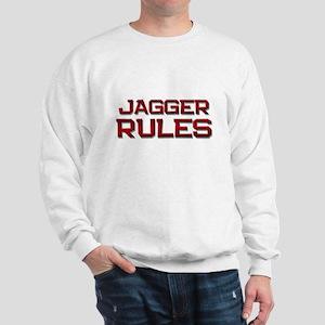 jagger rules Sweatshirt